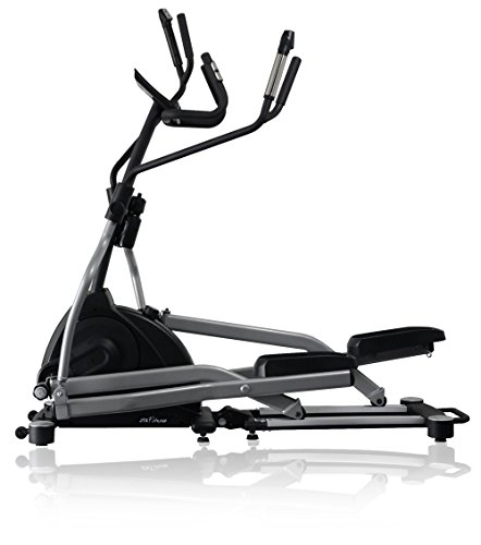 JTX Transition: Folding Gym Cross Trainer. FREE Polar Chest Strap.