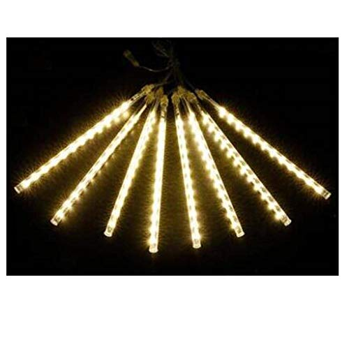 N-brand New Energy Outdoor Waterproof Solor Christmas Lights Led Meteor Shower Led String Light Wedding Holiday Party Garden Decorative