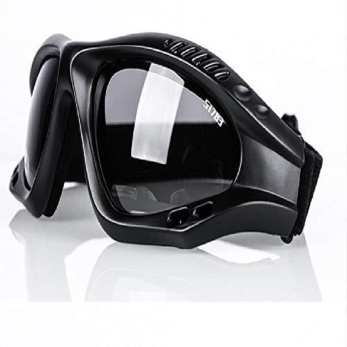 BGJ Military Goggles, Ballistic Lenses Tactical Bulletproof, Army Sunglasses, Paintball Airsoft Hunting Combat Glasses