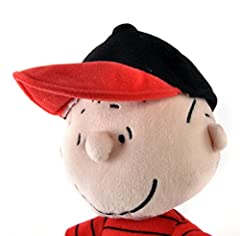 Based on a character from the most popular comic strips, Peanuts Beautifully crafted in a soft textured fabric 100% offically licensed Peanuts merchandise Designed and made to the highest standard Cuddly, adorable and super soft