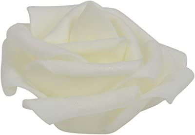 Amazon.com: Marry Acting Artificial Flower Rose, 30pcs Real ...