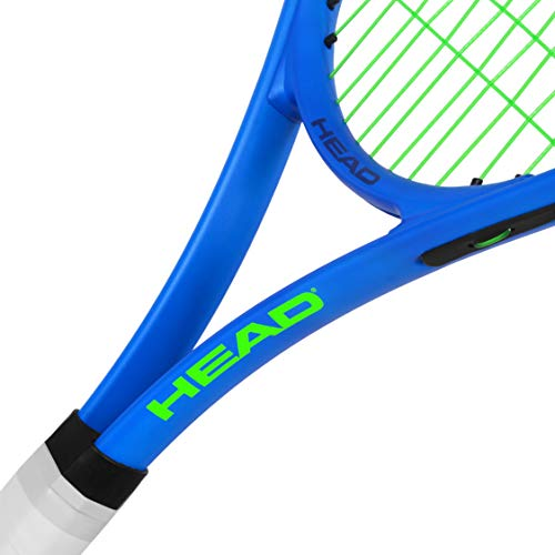 Product Image 4: HEAD Ti. Conquest Tennis Racket – Pre-Strung Head Light Balance 27 Inch Racquet – 4 1/4 In Grip