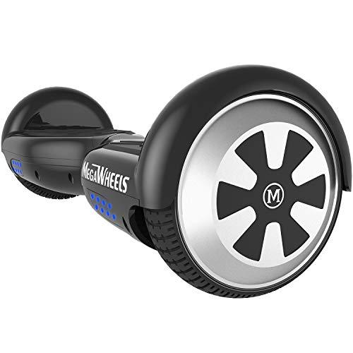 Mega Wheels Hoverboard Self-balancing Scooter
