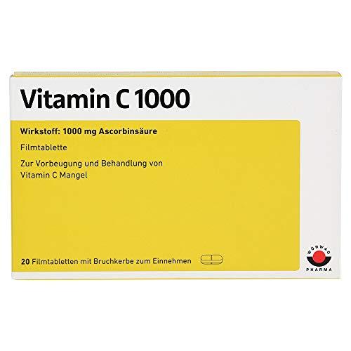VITAMIN C 1000 Filmtabletten 20 St