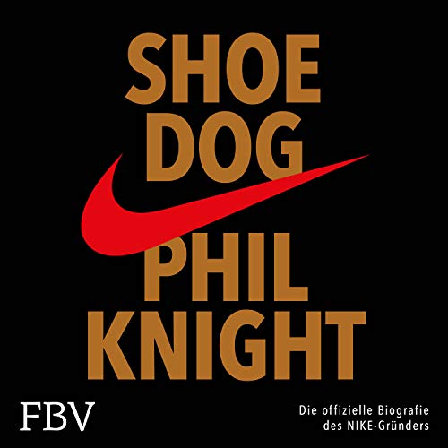Shoe Dog Audiobook By Phil Knight cover art
