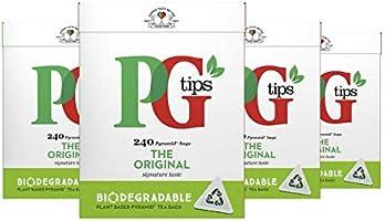 PG Tips originele zwarte thee, per stuk verpakt