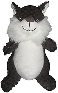 Happy Tails Chipmunk Durables Dog Toy [並行輸入品]