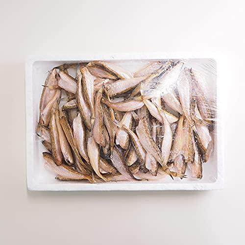 築地魚群 干しハタハタ(無頭)1kg 冷凍便