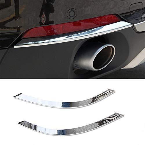 Voor BMW X5 F15 2014-2016, ABS Chrome Mistachterlicht Lamp Cover Trim Sticker Auto Styling Accessoires Interieurlijsten