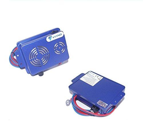 Auto-Ultraschall-Abwehr, 12V, für Mäuse, Ratten, Marder, Wiesel, Duo-LED