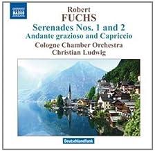 Serenades 1 & 2 by ROBERT FUCHS (2011-03-29)