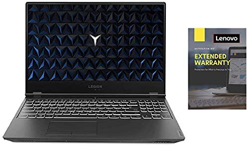 "Lenovo Legion Y540 9th Gen Intel i5 15.6""FHD Gaming Laptop (8GB/256GB SSD/1TB HDD/Win/60 Hz/NVIDIA GTX 1650 4GB GDDR5/Raven Black/2.3Kg)81SY00UAIN + Lenovo 2 Year Extended Warranty with Onsite Service"