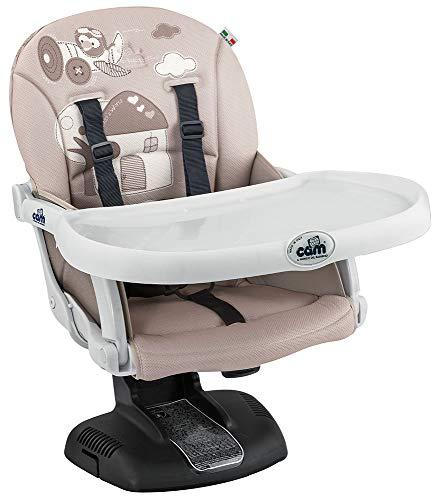 Cam - Il mondo del bambino - S334/227 - Elevador de silla Idea, color fango