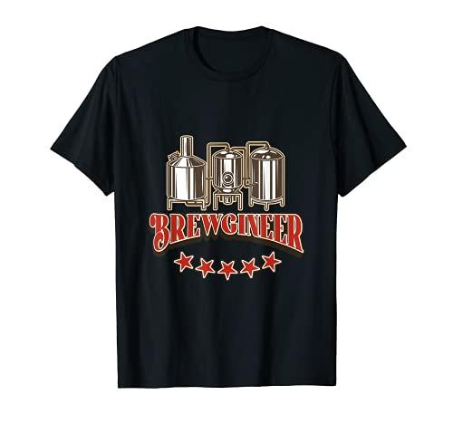 Cerveza principiante Licor Cheers Alcohol Cerveza artesanal Camiseta