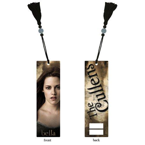 Twilight New Moon - Bookmarks - Segnalibri In Plastica Bella Swan