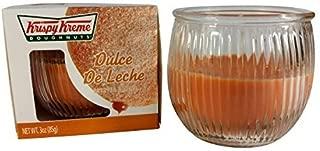 Krispy Kreme Scented Candle - Dulce De Leche by Krispy Kreme