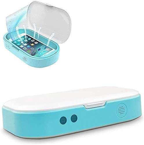 Sterilisieren Box Uv, LED-UV-Desinfektion, beweglicher Uv Sanitizing Box Für Schnuller, Handy, Schönheit Werkzeuge, Kinderspielzeug, Geschirr, Make-up Pinsel, Zahnbürste