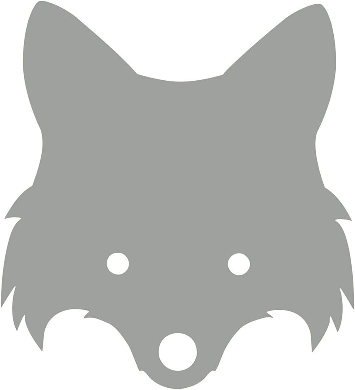 Ferm Living - Fox Lamp, Dusty Grün