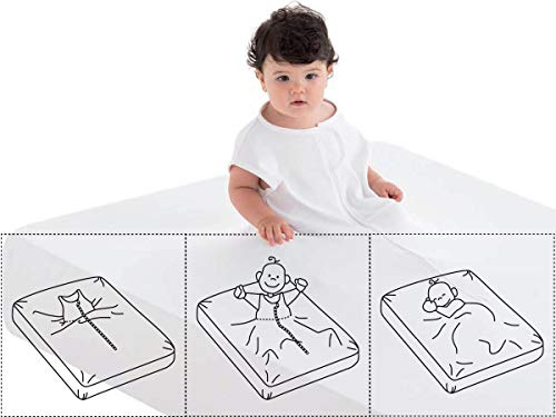 S/ábana Fantasma cama 150cm x 200cm BLANCO la s/ábana de seguridad original