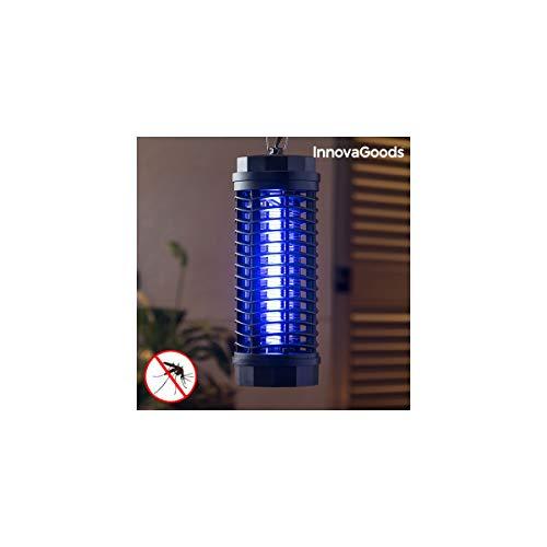 Innovagoods KL-1800 Lampe anti-moustiques Noir