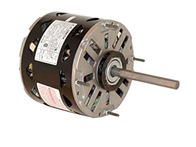 A.O. Smith Motor, PSC, 1/4 HP, 1075 RPM, 115V, 48Y, OAO by Century Electric/AO Smith Motors Co