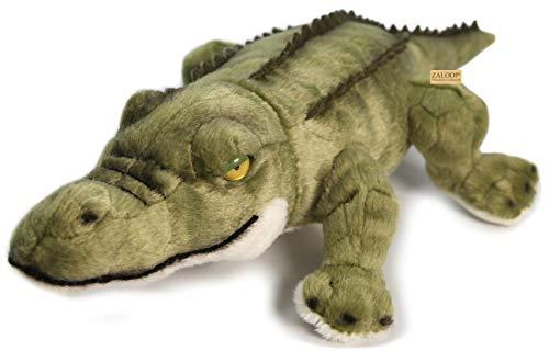 Zaloop Krokodil Alligator ca.33 cm Plüschtier Kuscheltier Stofftier 6
