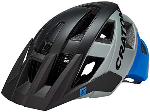 703523VAR - Casco bicicleta ciclismo ALLSET MTB COLOR AZUL/NEGR TALLA 54-58