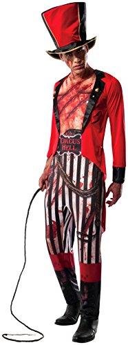 Rubie 's 810508Rubie 's Offizielles Lion Tamer Circus Zombie Halloween Kostüm für Erwachsene XL