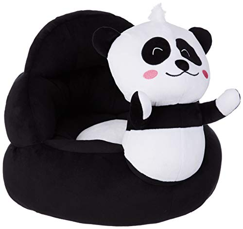 Amazon Brand - Solimo Baby Sofa Seat, Panda