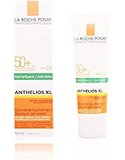 La Roche Posay Anthelios Spf50 + Dry Touch Gel Crème Met Parfum 50ml