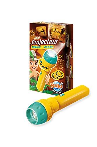 BUKI 6302ANI - Mini Projektor Tierwelt