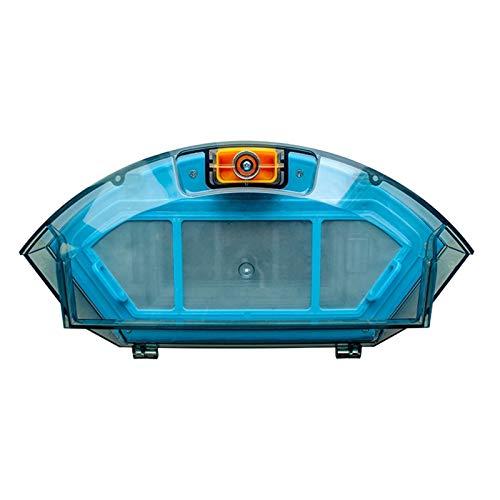 LuckyMAO Accessori per Parti di aspirapolvere Fit for Parte NEATSVOR X500 / X600 Accessori Contenitore di Polvere for la casa Robot Aspirapolvere (Color : Blue)