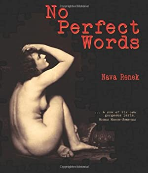 No Perfect Words 1933132302 Book Cover