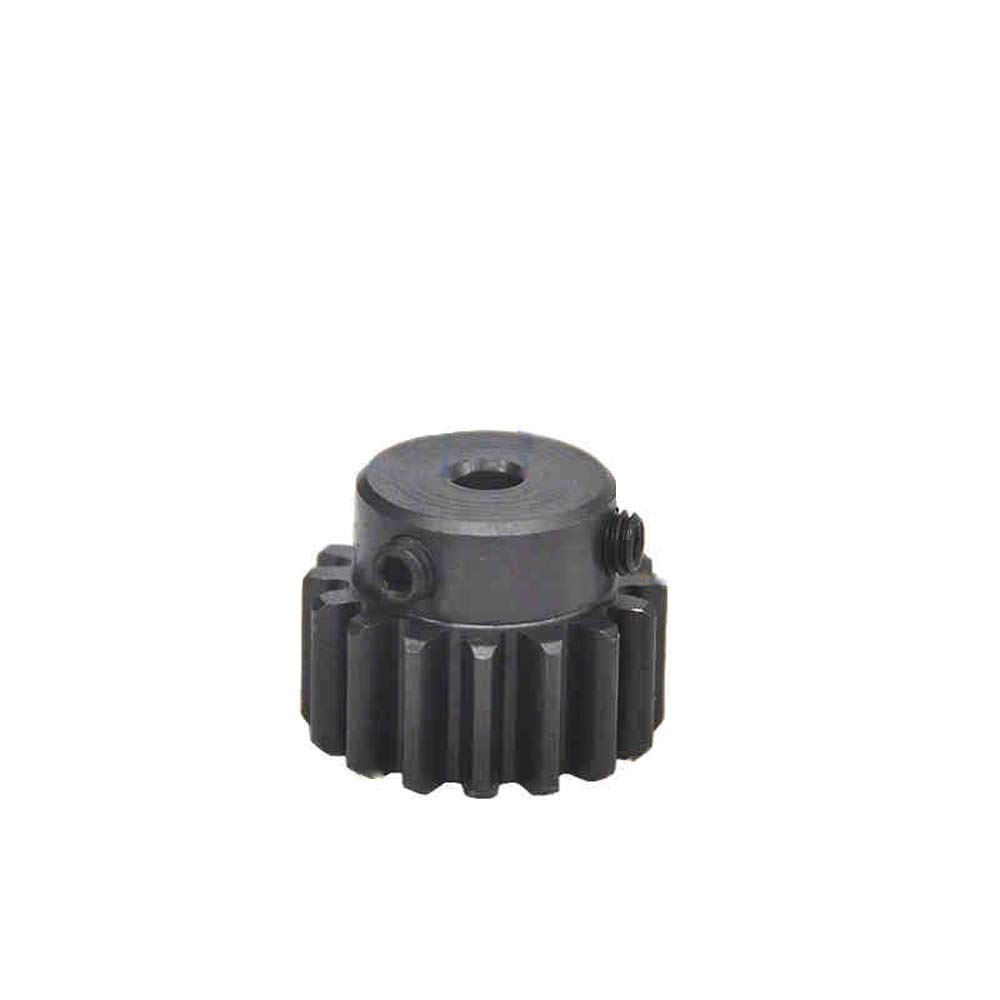 1.5Mod 20T Hardened Steel Pinion Gear Motor Spur Gear with Step