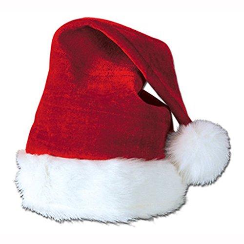 MingMingstore Bonnet Père Noël noël Chapeaux - 3