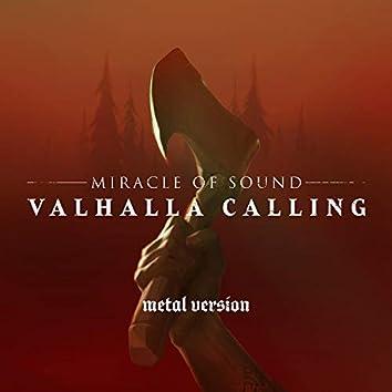 Valhalla Calling (Metal Version)