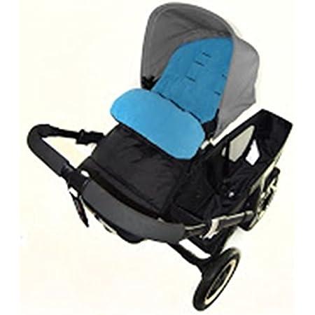 Fußsack Cosy Toes Kompatibel Mit Bebecar Stylo Kinderwagen Ocean Blau Baby
