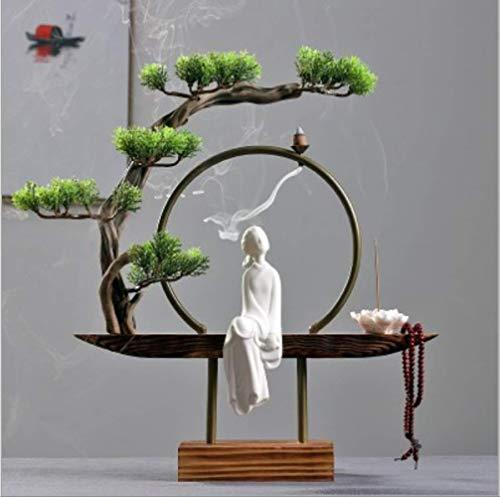 YYWK Plant Theatre Bonsai Kit - Arbre Chinois Banyan Bonsai