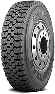 Goodyear Tires G182 Rsd Ghg 42X11R22.5 L Tire - All Season, Fuel Efficient, Commercial (HD)