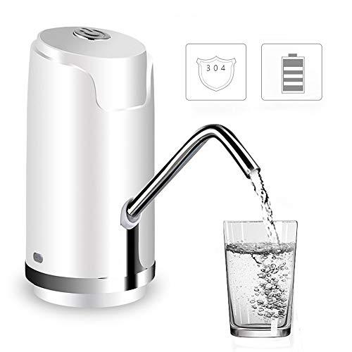 WXQY Draadloze elektrische pomp intelligente USB oplaadbare waterfles automatische waterpomp keuken kantoor camping