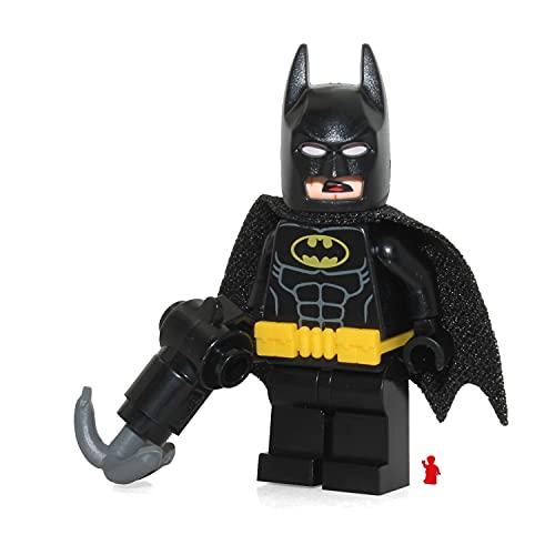 The LEGO Batman Movie MiniFigure - Batman with Utility Belt & Mic...