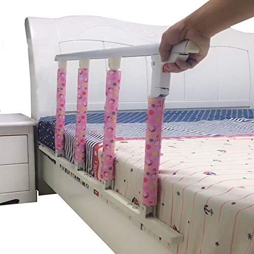 Barre d'appui médical pour lit escamotable et Barre de Maintien pour Garde-Main, Garde-Corps pour sécurité et stabilité au Chevet, 94cm / 120cm / 150cm (Taille : 94cm)