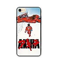 アキラ Akira 映画 携帯ケース はらじゅく カップル用カバー 電話 4.7インチ Apple 8/8S 保護 新しい 3D印刷 黒い おしゃれ 男女兼用 つうよう 贈り物