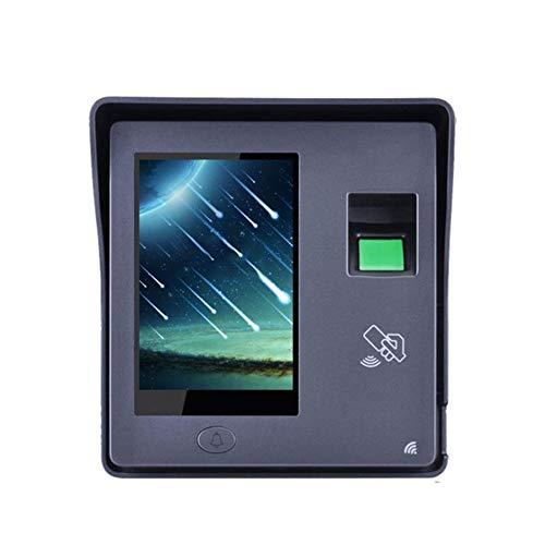 Machine de présence Employé à temps d'empreintes digitales intelligente check-in Enregistreur de présence Horloge Rapport fréquentation sortie directe USB Flash Disk Télécharger Enregistreur d'enregis
