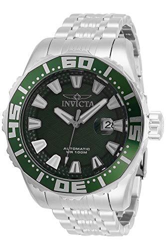 Pro Diver Automatic Green Dial Men's Watch - Invicta 30292