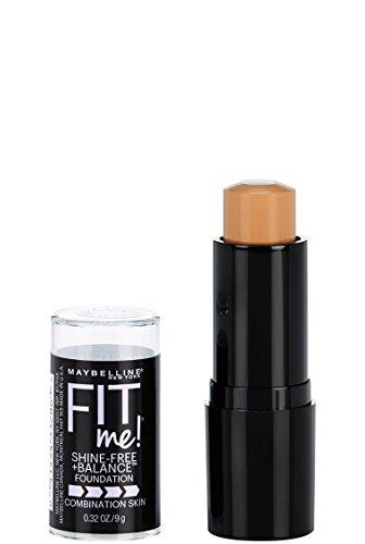 MAYBELLINE - Fit Me Oil-Free Stick Foundation 220 Natural Beige - 0.32 fl. oz. (9 ml)