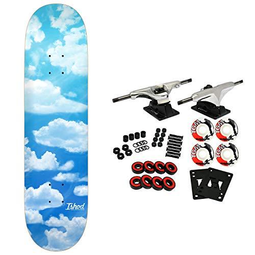 "Real Skateboards Complete Ishod WAIR Sky High 8.06"""