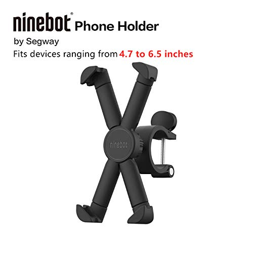 Segway Ninebot Attachable Phone Mount for ES1/ES2/ES4 Kick Scooters