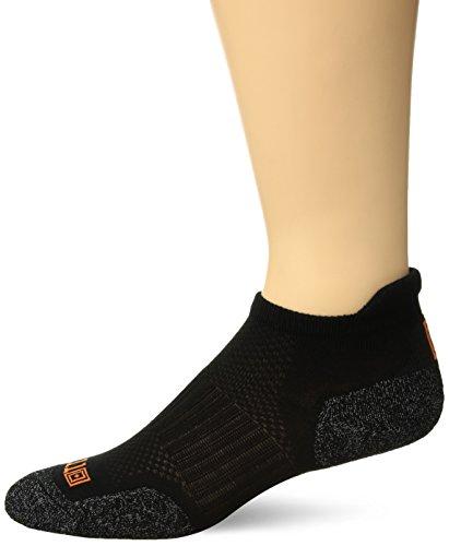 5.11 Herren Training Sock Nr. 10031 ABR Trainingssocke, schwarz, Medium