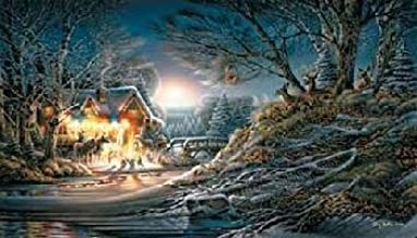 Toasting Marshmellows Limited Edition Art Print by Terry Redlin